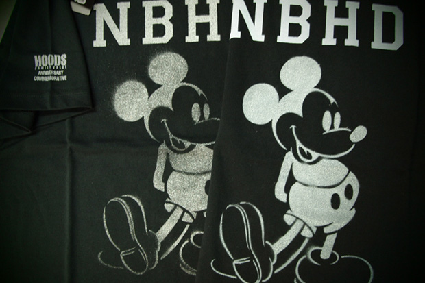 neighborhood-hoods-nagoya-fukuoka-mickey-tee