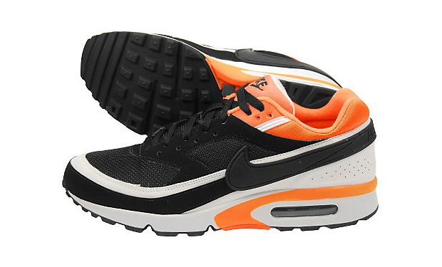 info for a5153 984f5 nike-air-max-classic-bw-black-orange