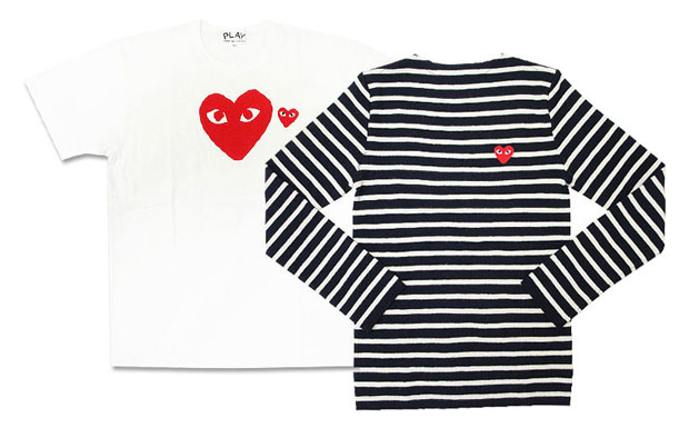 play-comme-des-garcons-october-new-release