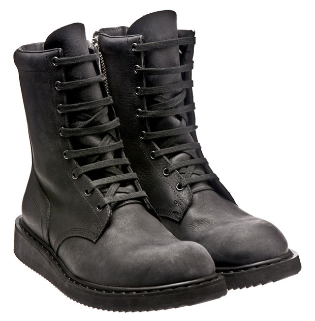 rick-owens-lace-up-ankle-boots
