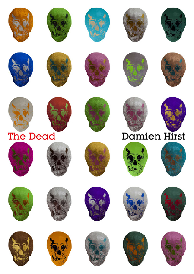 the-dead-damien-hirst