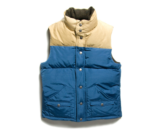 wastetwice-harris-tweed-down-vest