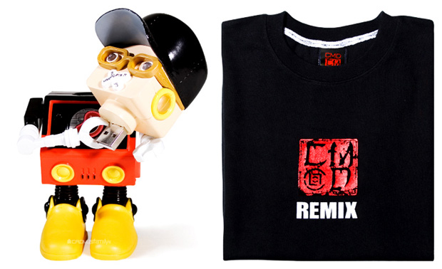 cmd-remix-usb-robot-tee-box-set