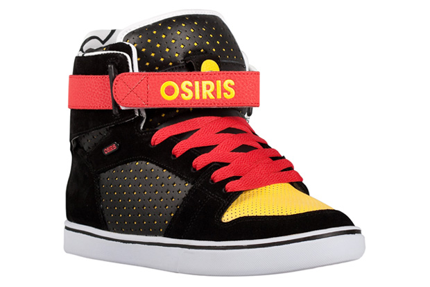 del the funky homosapien osiris rhyme sneakers 1 Del The Funky Homosapien x