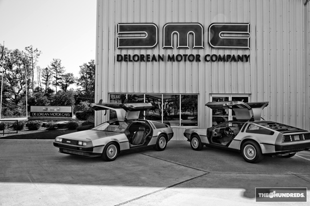 delorean motor co the hundreds preview 1 DeLorean Motor Co. x The Hundreds Preview