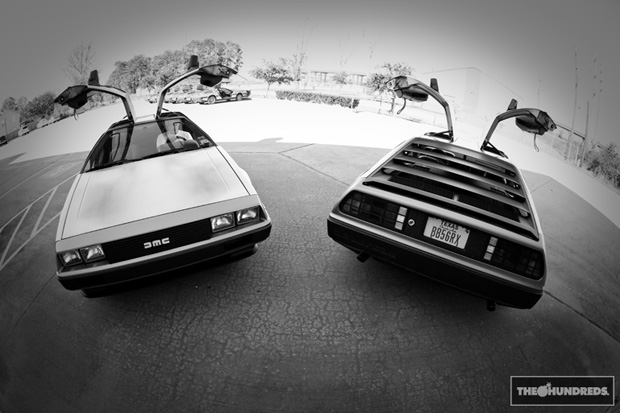 delorean motor co the hundreds preview 2 DeLorean Motor Co. x The Hundreds Preview