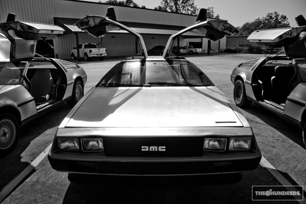 delorean motor co the hundreds preview 5 DeLorean Motor Co. x The Hundreds Preview