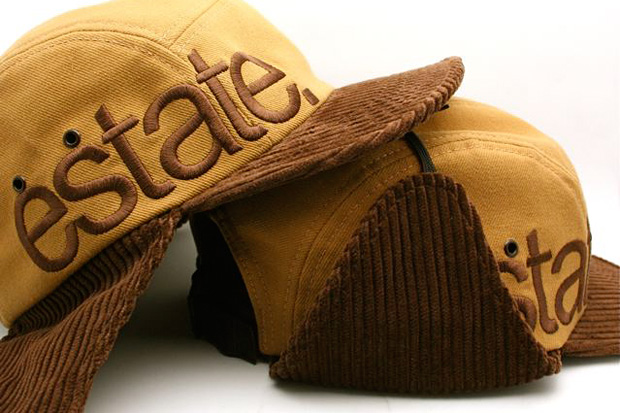 estate-la-corduroy-flap-5-panel-cap