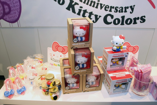 kitty 35th anniversary event colette