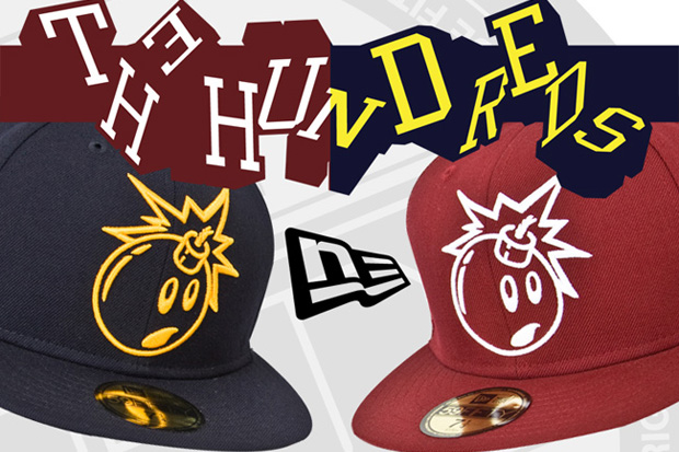 the-hundreds-game-day-new-era-caps