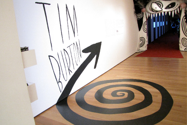 tim burton moma exhibition preview 1 Tim Burton MOMA Exhibition Preview