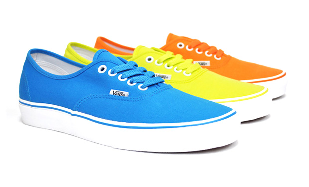 vans-authentic-neon-collection