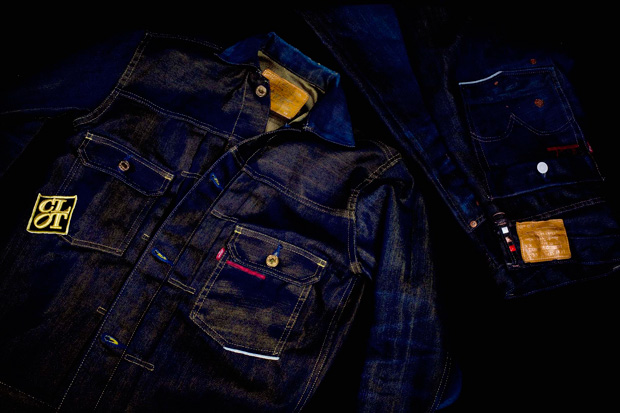clot-levis-copper-505-denim-gold-jacket