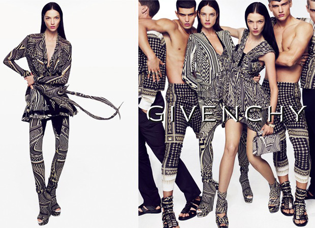 givenchy 2010 spring ad campaign