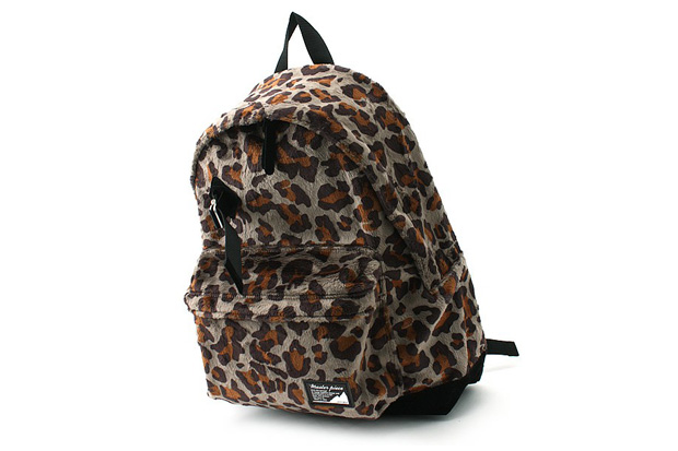 master-piece Over Leopard Backpack Collection.