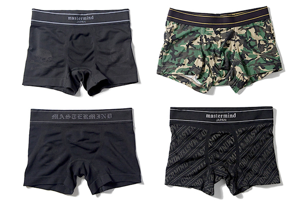 mastermind-japan-undergarment-collection