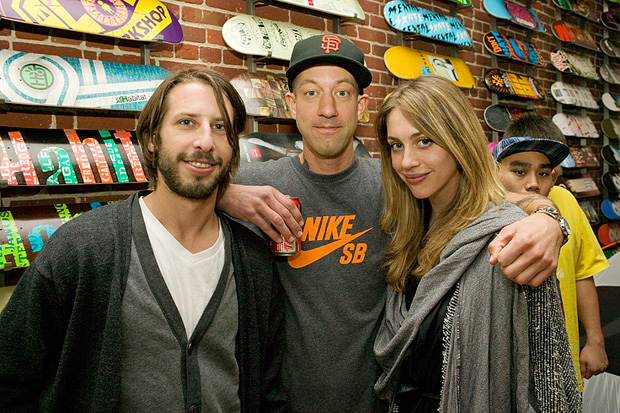 atlas skate mental nike sb launch party recap