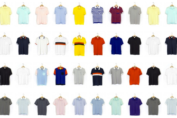 this is not a polo shirt band of outsiders spring 2010 1 This Is Not A Polo Shirt Collection by Band of Outsiders