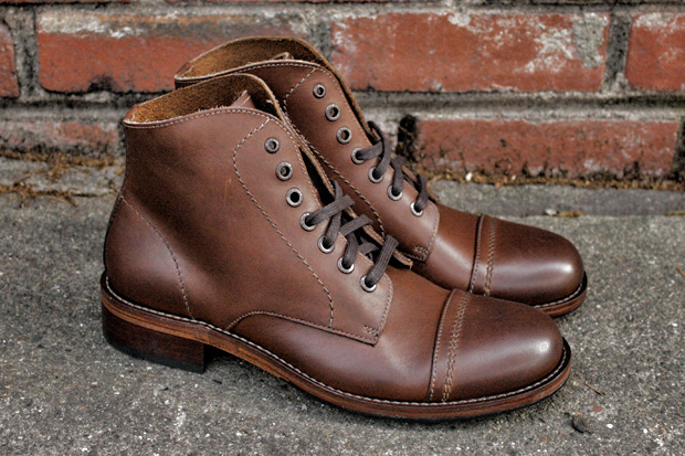"Wolverine ""1000 Mile Collection"" Montgomery & Darby Boots ..."