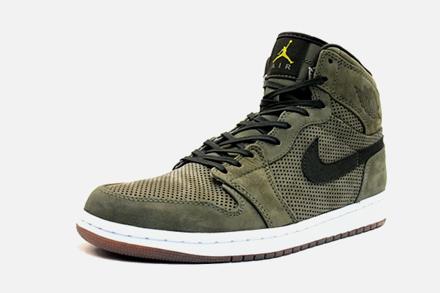 air jordan 1 retro high premier olive