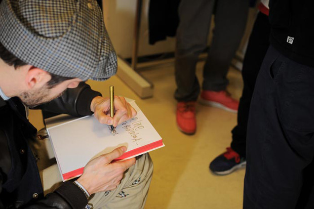 2009 solebox release party