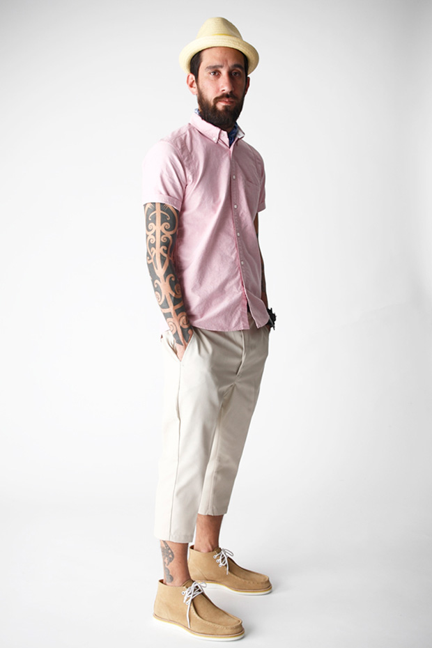 bedwin 2010 springsummer lookbook