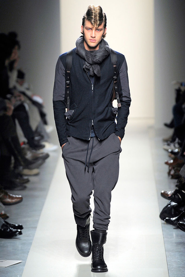 bottega veneta mens 2010 fall rtw collection