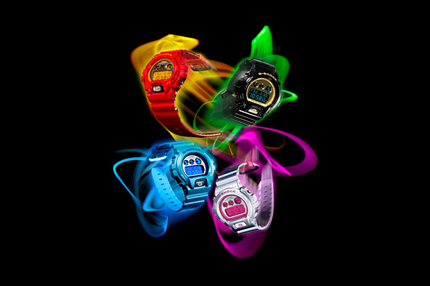 casio gshock 2010 january releases dw6900