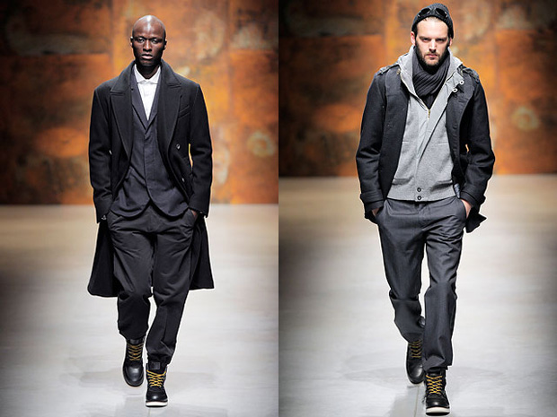 cp company mens 2010 fall rtw collection
