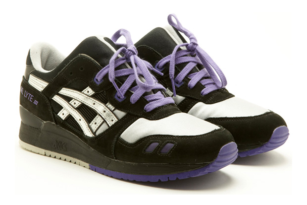 cultureshoq asics gel lyte iii 1 1 sample auction haiti relief