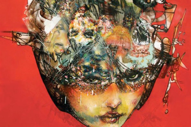 david choe character assassination exhibition
