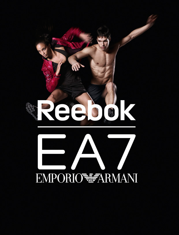 emporio armani reebok ea7 collection