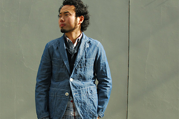 engineered garments 2010 springsummer collection january releases