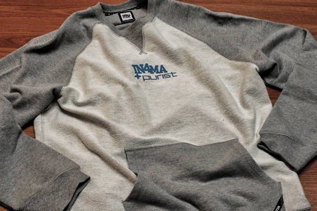 in4mation purist special forces crewneck sweater