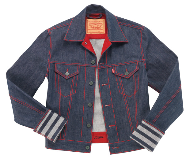 jean paul gaultier levis 2010 springsummer collection