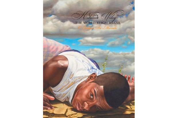 kehinde wiley world stage brazil book