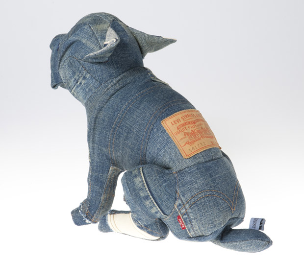 cram jam chest levis sit puppy shibuya version