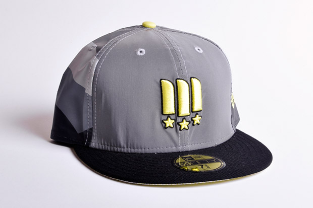 MAJOR AM95 New Era Fitted Cap  19f97ae7906