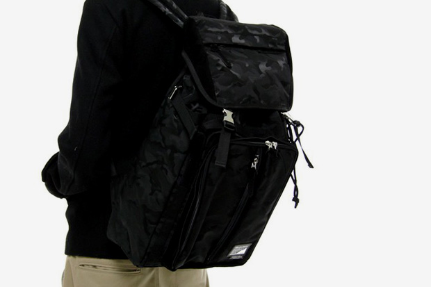 masterpiece indy camouflage backpack