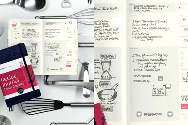 moleskine passions notebook series