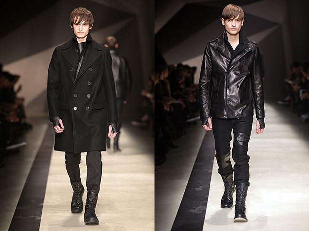 neil barrett mens 2010 fall rtw collection