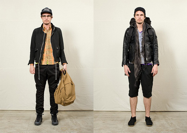 nonnative 2010 spring summer 3 nonnative 2010 Spring/Summer Collection