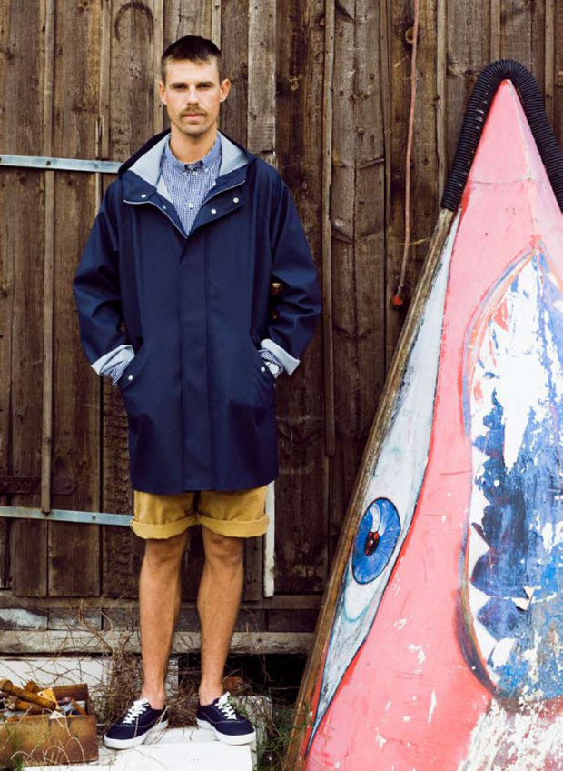 norse projects 2010 springsummer lookbook