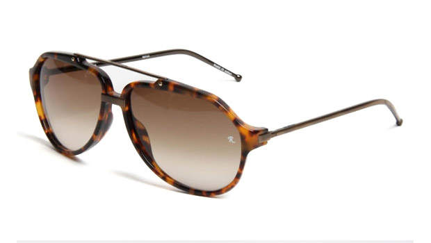 raf simons linda farrow 2010 springsummer sunglass collection