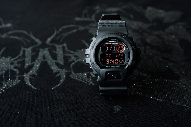 remix casio gshock dw6900 1 Remix Taipei x Casio G SHOCK DW6900 Watch