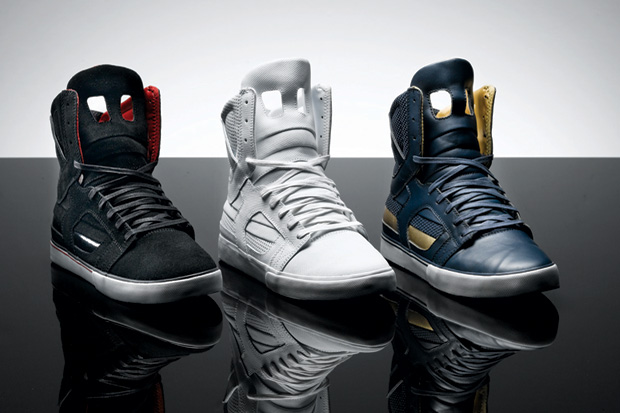 Supra 2010 Spring Collection Skytop Ii Hypebeast