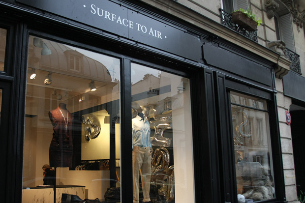 surface to air paris flagship hypebeast. Black Bedroom Furniture Sets. Home Design Ideas