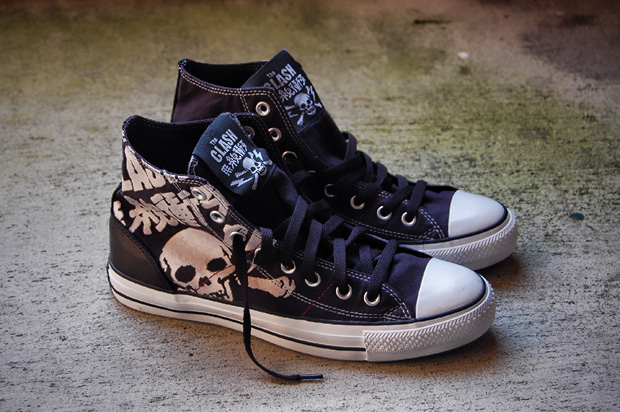 The Clash x Converse Chuck Taylor All-Star Pack  b52ba1e89