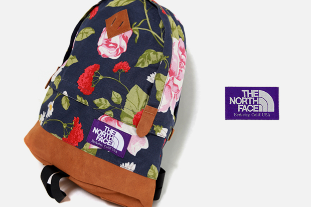 north face purple label 2010 spring flower collection