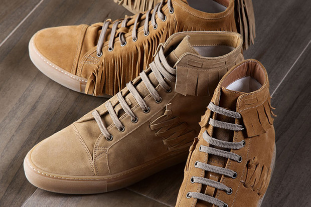 trussardi 1911 footwear 2010 springsummer collection